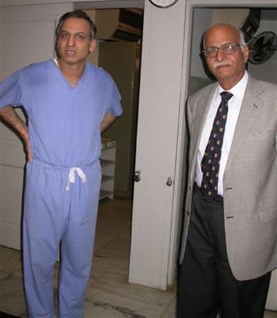 Homeopat Dr Parek