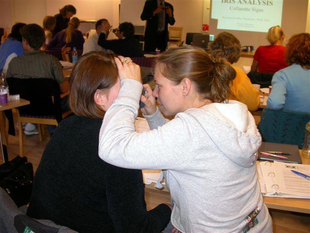Irisdiagnostik ArcanumSkolan