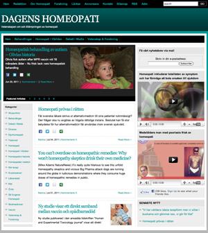 Dagenshomeopati.se