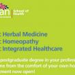 Masterutbildning (MSc) i homeopati, örtmedicin och integrerad medicin