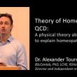 Dr Alexander Tournier föreläser om den vetenskapliga grunden för homeopati – Nordic Homeopathic Symposium 2013