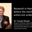 Dr Frauke Musial föreläser om mekanismerna bakom homeopati – Nordic Homeopathic Symposium 2013