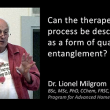 "Dr Lionel Milgrom Part 1: ""Can the therapeutic process be described as a form of quantum entanglement?"" – Nordic Homeopathic Symposium 2013"