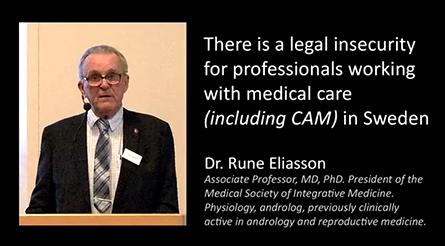 Dr Rune Eliasson