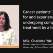 MSc Charlotte Yde berättar om homepati och cancerbehandling