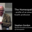 Stephen Gordon Part 1 –  Profiling an emergent health profession